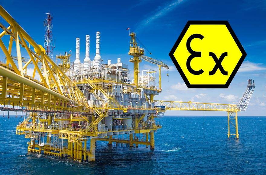 Competence: ATEX-certified products | © smart-TEC GmbH & Co. KG