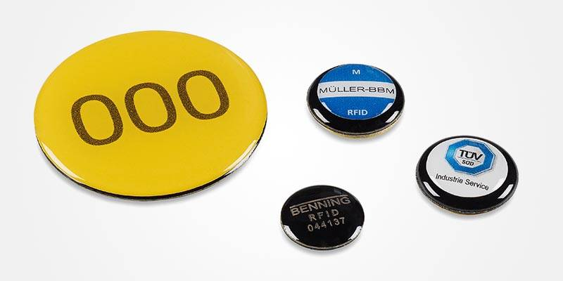 RFID / NFC-Industrietransponder | smart-TEC